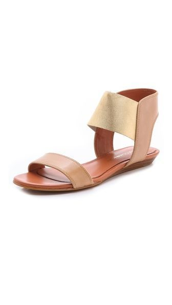 Rebecca Minkoff Bazzle Metallic Sandals fast delivery for sale buy cheap authentic browse cheap online 86ntVy