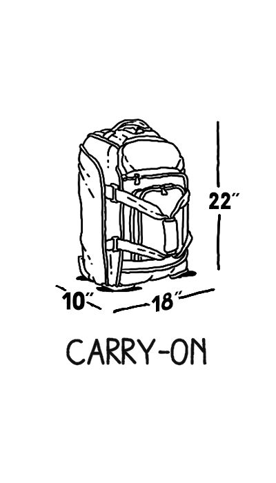 What Are The Size And Weight Limits For Bags Spirit Airlines Spirt Airlines Carry On Bag