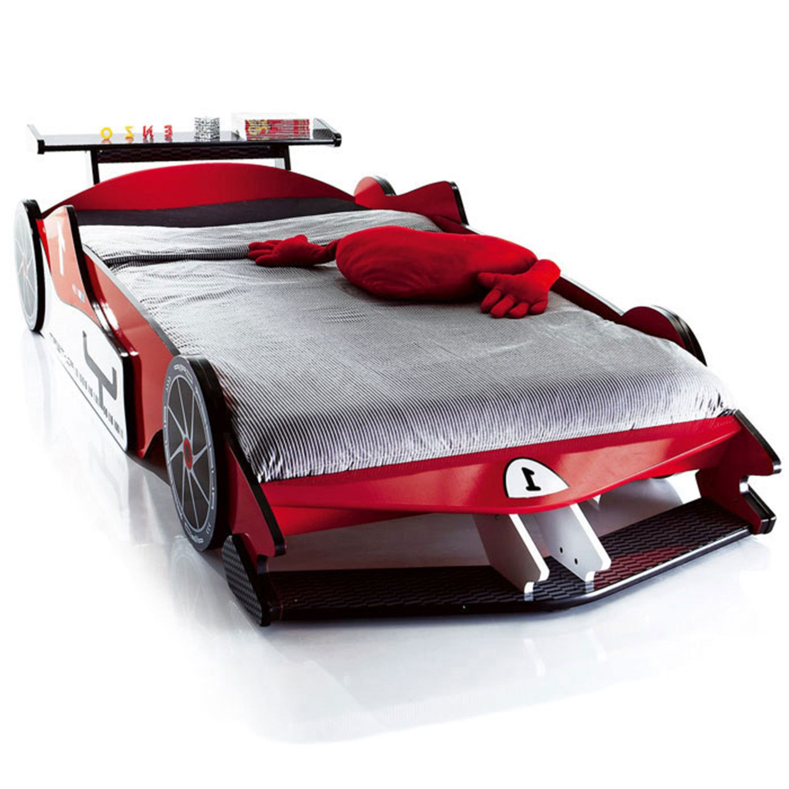 1000 Cny Wood Exports Cot Bed F1 Car Racing Car Bed Bed Bed