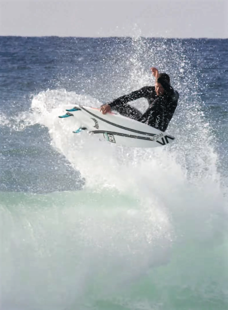 Lay Days In France With Bruce Irons - On the ground and in the water