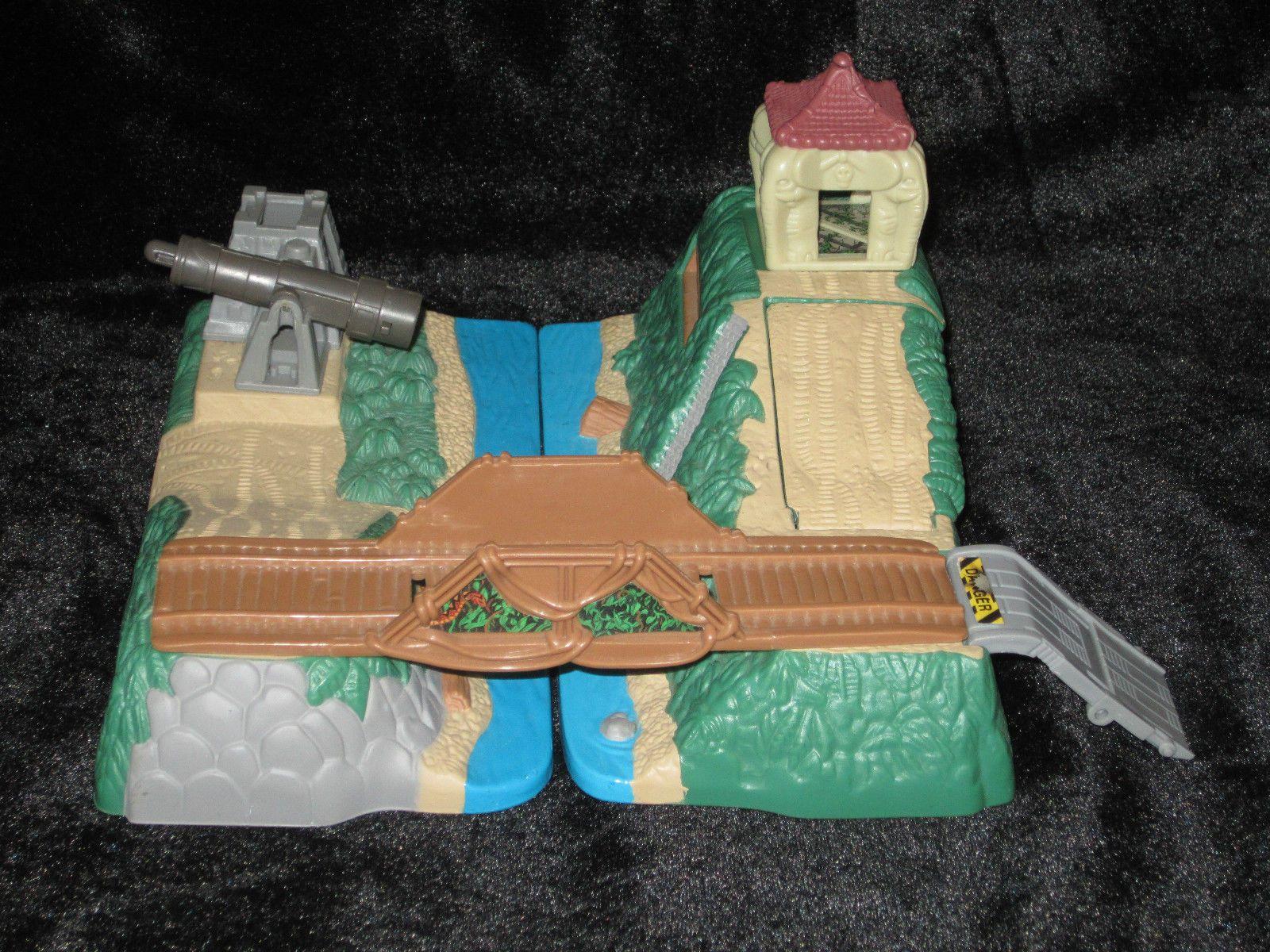 Vintage Micro Machines Military Battlezones Black Tiger Delta Galoob Complete | eBay
