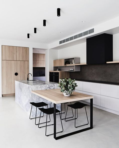 Cool Calm And Functional Kitchen: The Calm After The Big Day...the Kitchen Has Been Restored