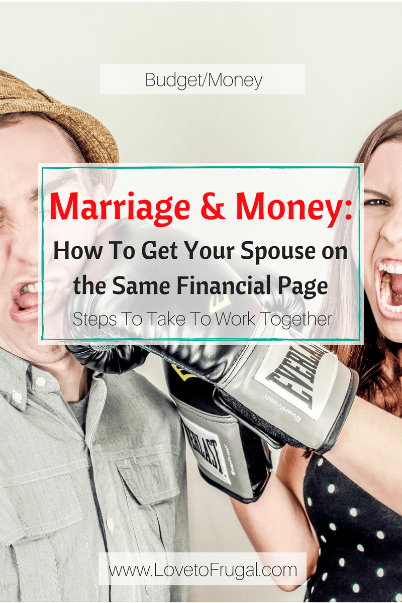 How To Protect Money From Spouse