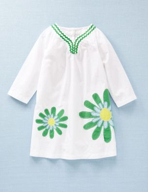 456ded5296 mini boden, caftan with ric rac collar   craft   applique and sew ...