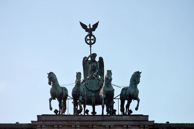 Quadriga Brandenburger Tor Trip Favorite Places City