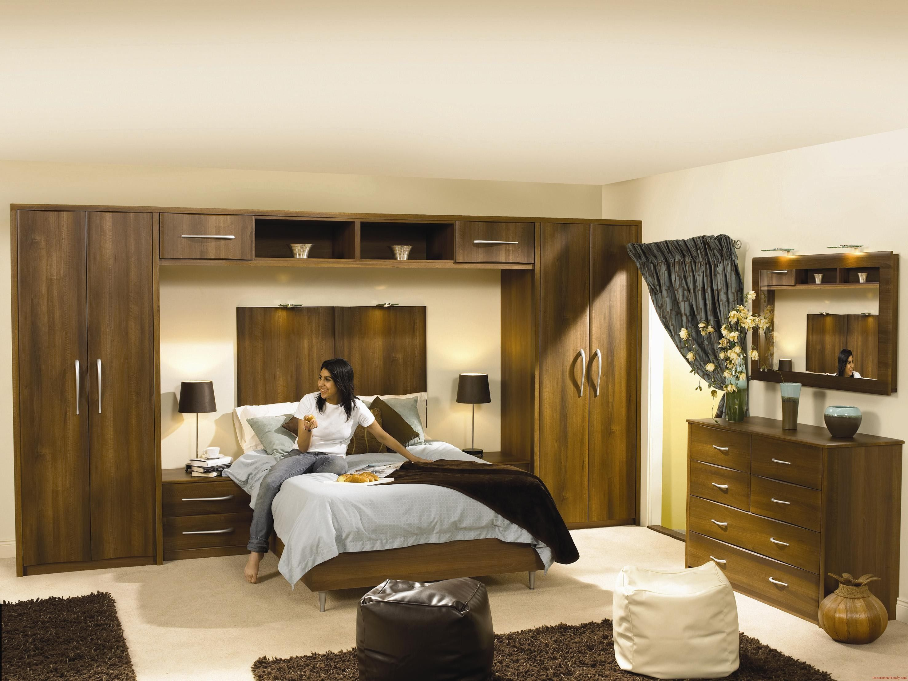 Best Furniture For Small Bedrooms Small Bedroom Interior Bedroom Furniture Design Fitted Bedroom Furniture