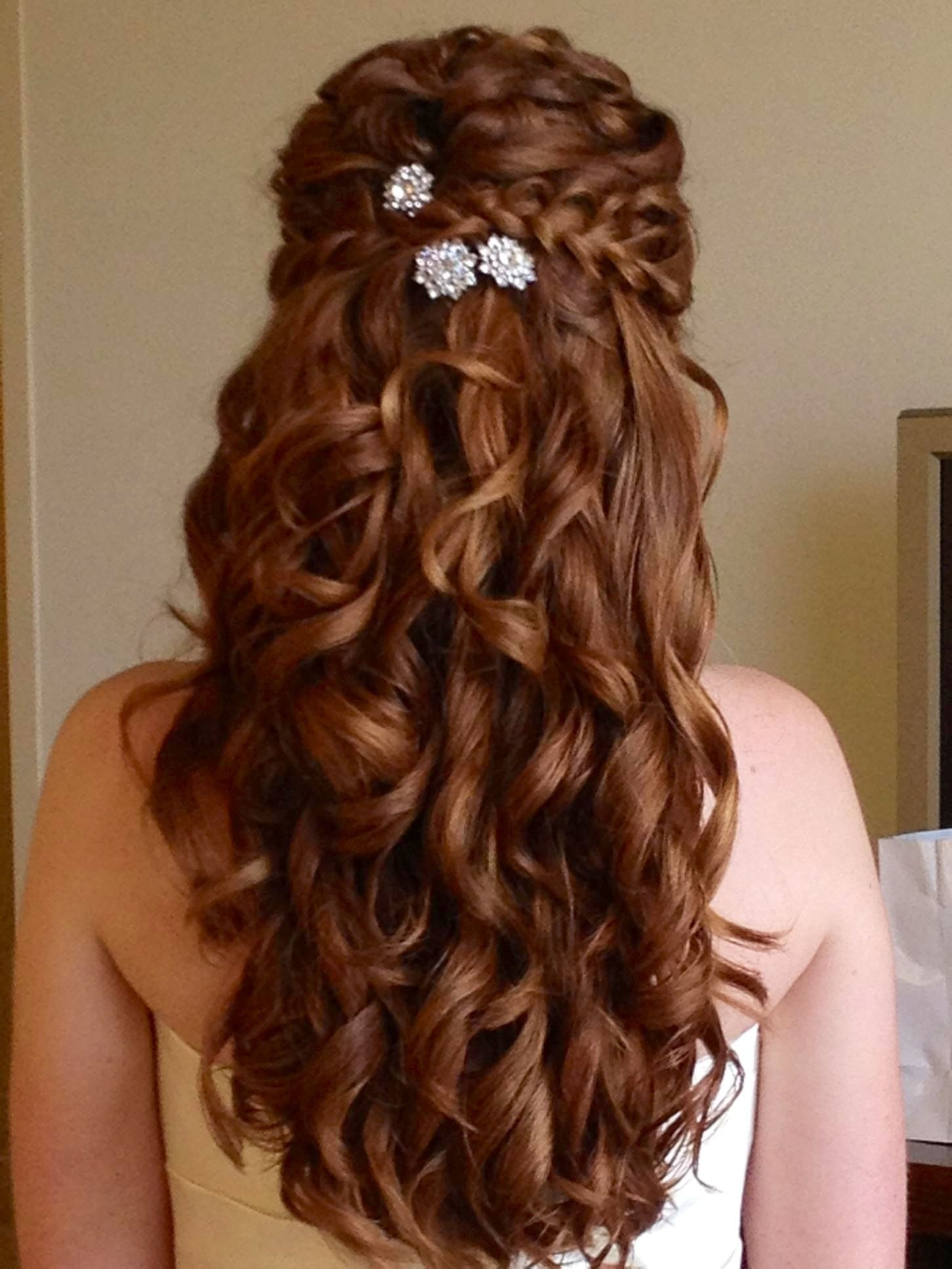 My Sisters Wedding Day Hair By Beyond Reflections Salon In Sarasota Fl Hair Styles Princess Hairstyles Hair