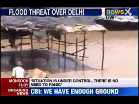 News X: Flood situation under control, says Sheila