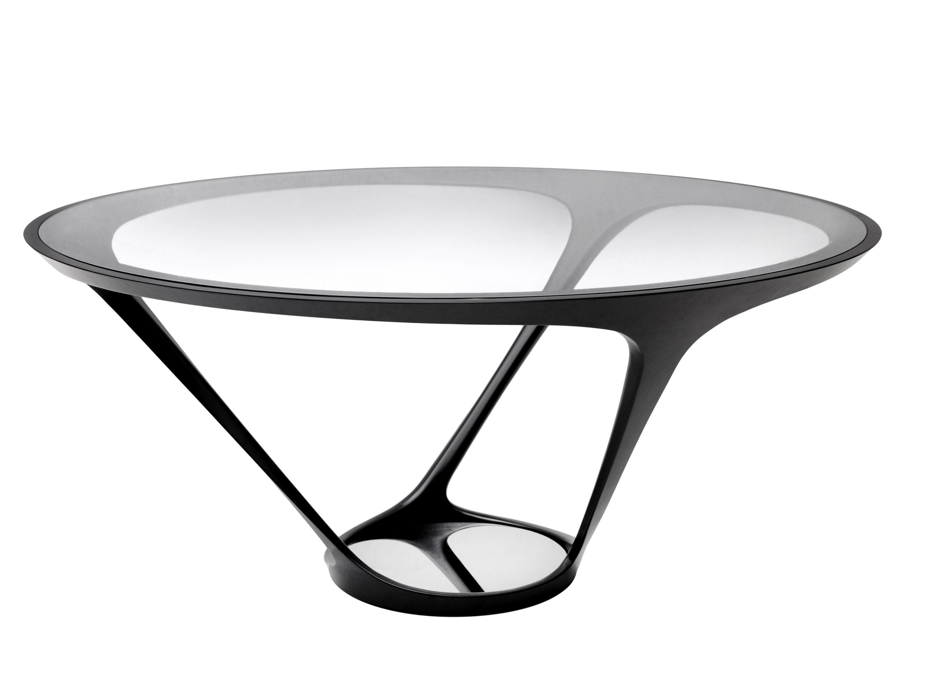 round dining table ora ito les contemporains collection by. Black Bedroom Furniture Sets. Home Design Ideas