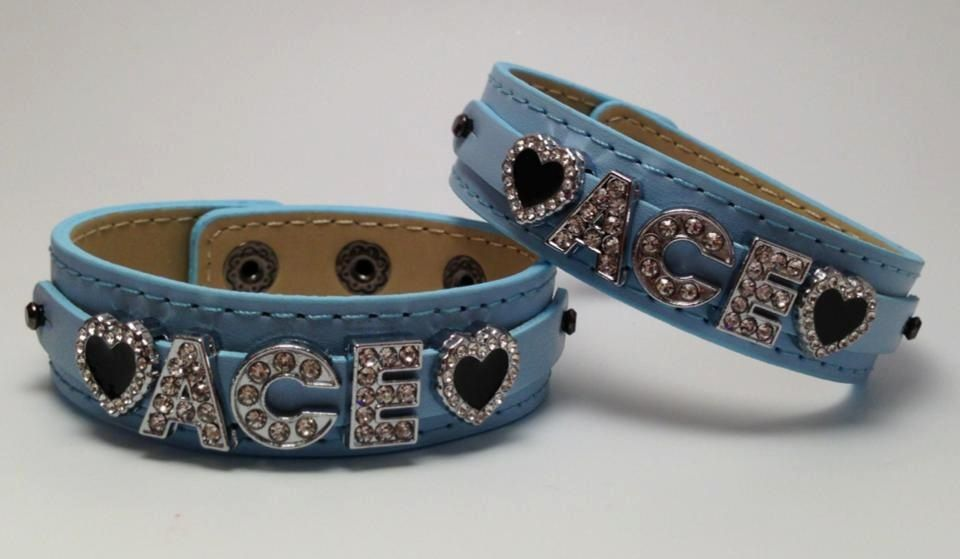 Love your Ace? Say it with SPARKLE! $12 http://www.charmsations.com/#Carol