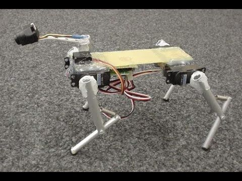 How To Make A Simple Walking Robot At Home Homemade Build Your Own Robot Build Your Own Robot Make Your Own Robot Build Your Own