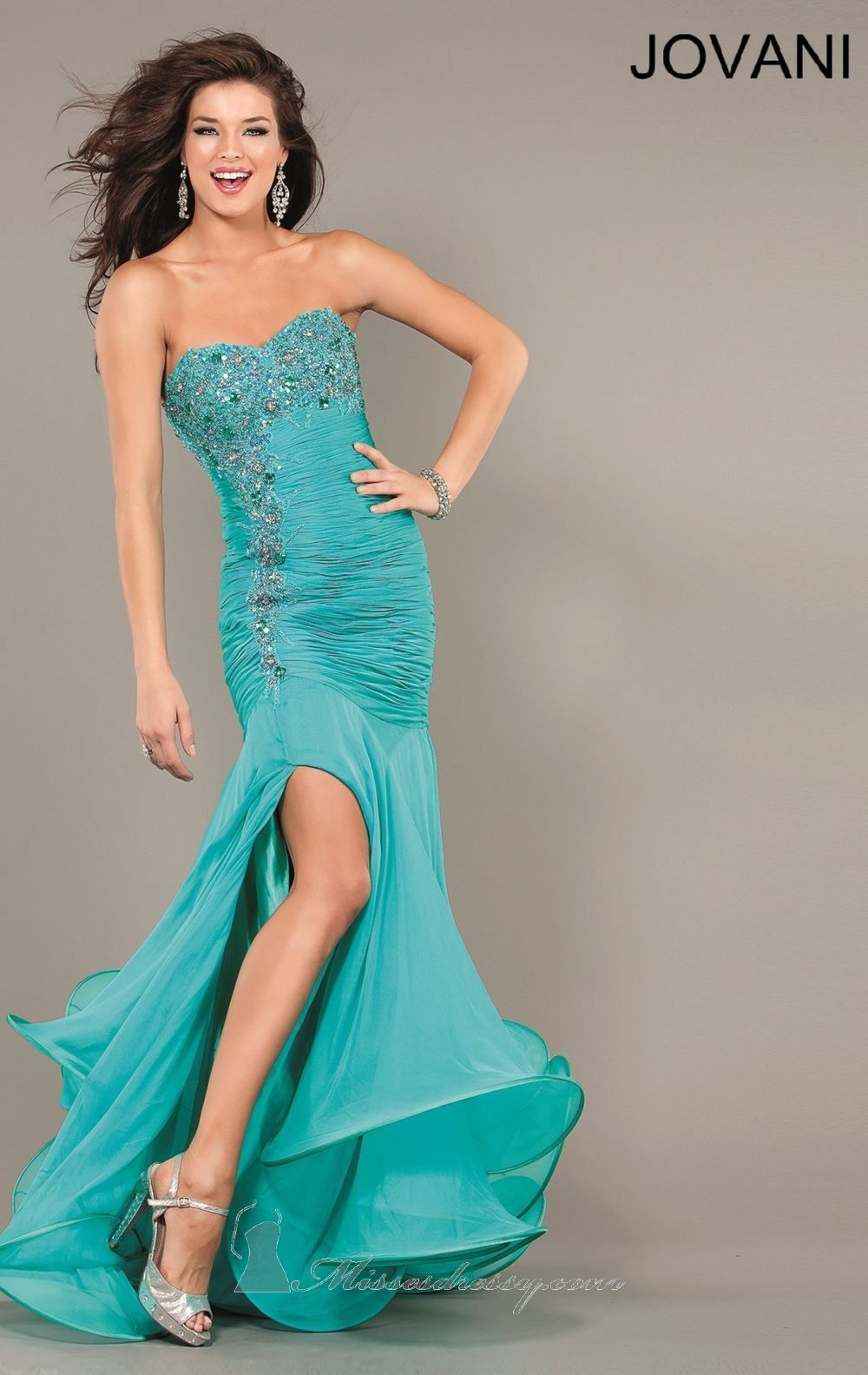 Jovani pageant gown $495 | Beautiful Gowns | Pinterest | Pageants ...