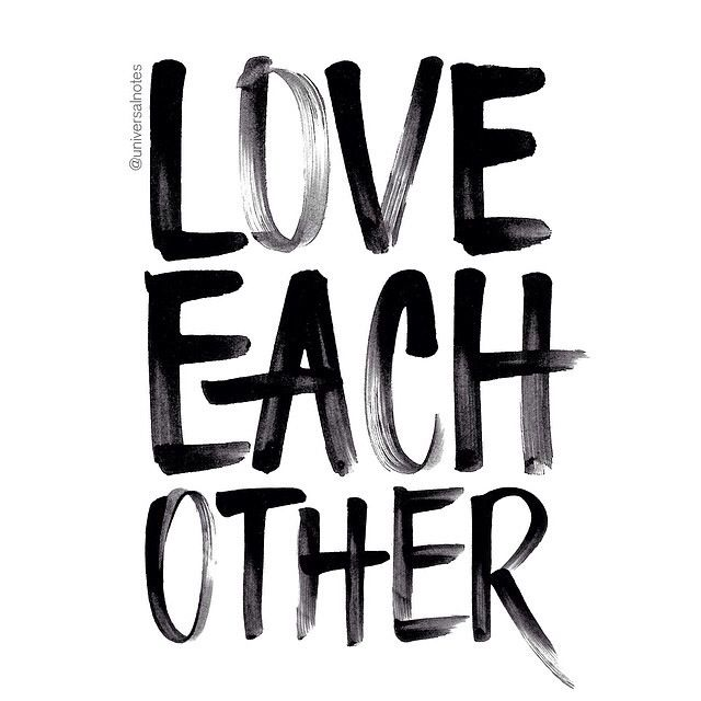 Love Each Other As I Have Loved You: Love Each Other As I Have Loved You Says The LORD JESUS
