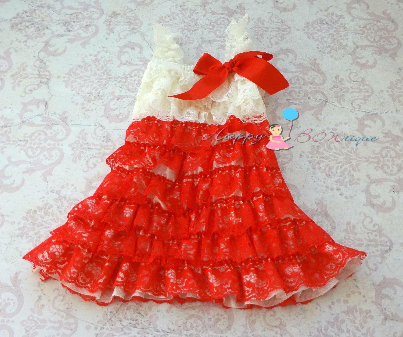 Ivory Christmas Dress
