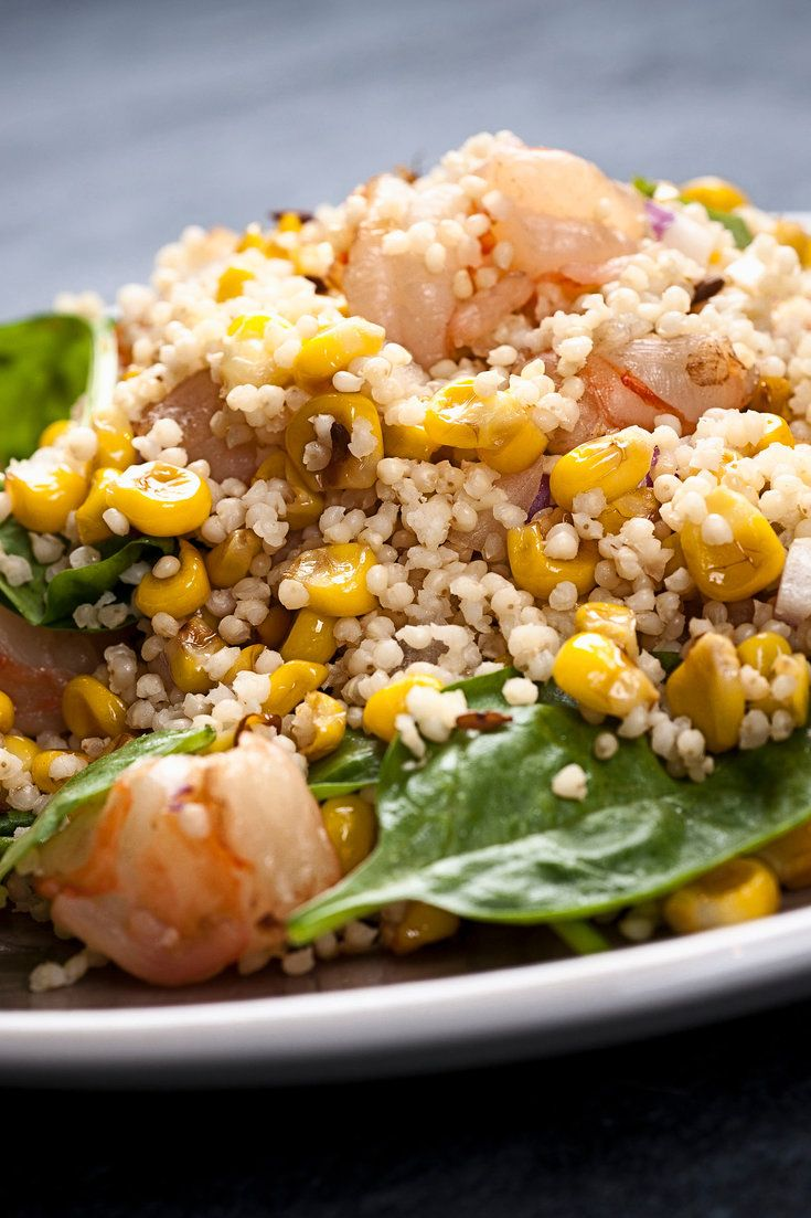 NYT Cooking: Millet With Corn, Mango and Shrimp