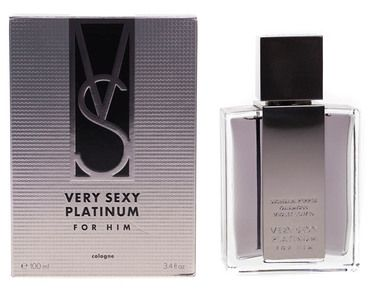 8818a1bb0fe VICTORIA S SECRET VERY SEXY PLATINUM FOR HIM 100ML COLOGNE