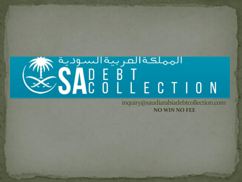 Bad Debt Recovery Saudi Arabia Debt Saudi Arabia Recovery