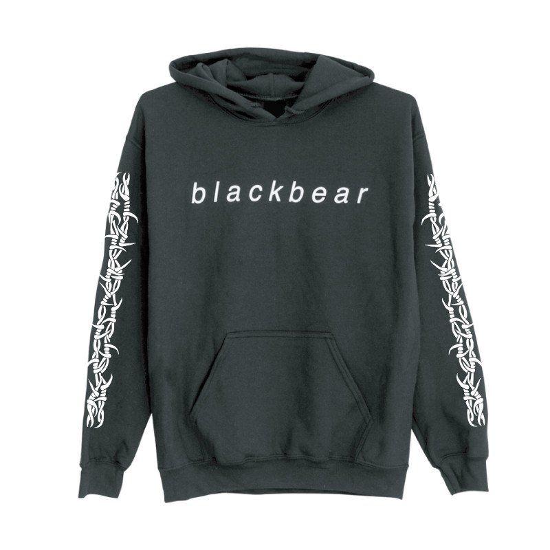 Blackbear Black Barbwire Hoodie
