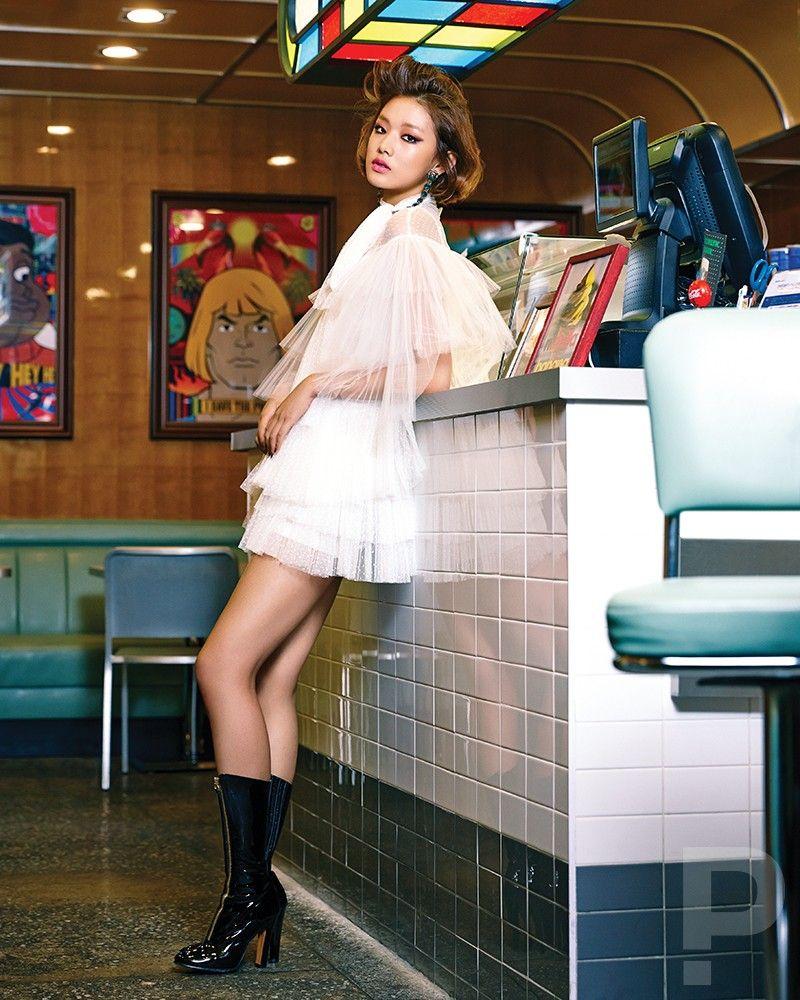 Cosmopolitan Korea December 2015, Jin Jung Sun、Look 43.