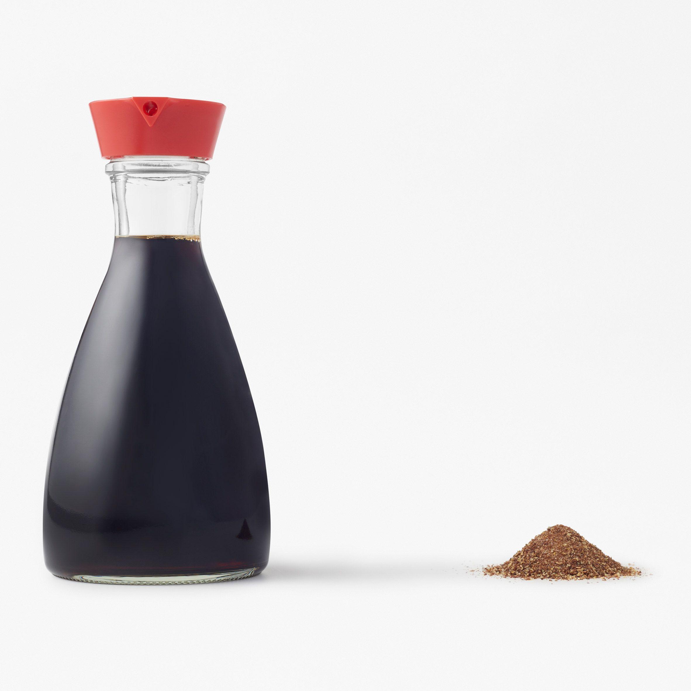 how to open kikkoman soy sauce plastic bottle