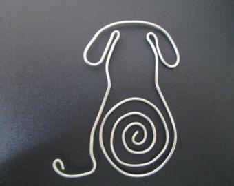 wire swan bookmark draht pinterest draht lesezeichen und schmuck. Black Bedroom Furniture Sets. Home Design Ideas