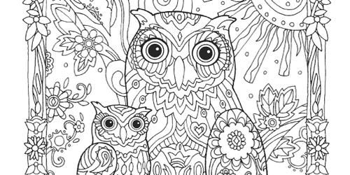75+ Best Coloring Books for Adults Adult coloring, Coloring books - best of coloring pages adults birds