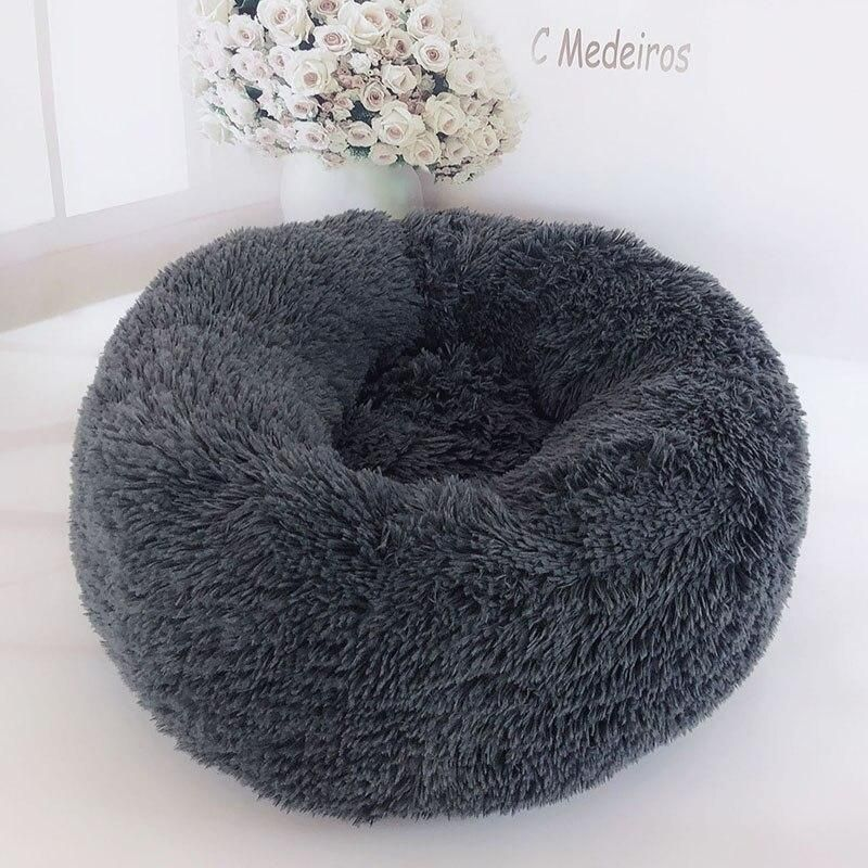 (Last Day Promotion, 50 OFF) Comfy Calming Dog/Cat Bed