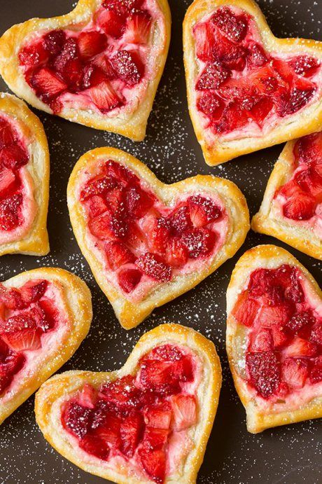 20 Quick and Easy Valentine's Day Breakfast Ideas ⋆ Page 3 of 5 images