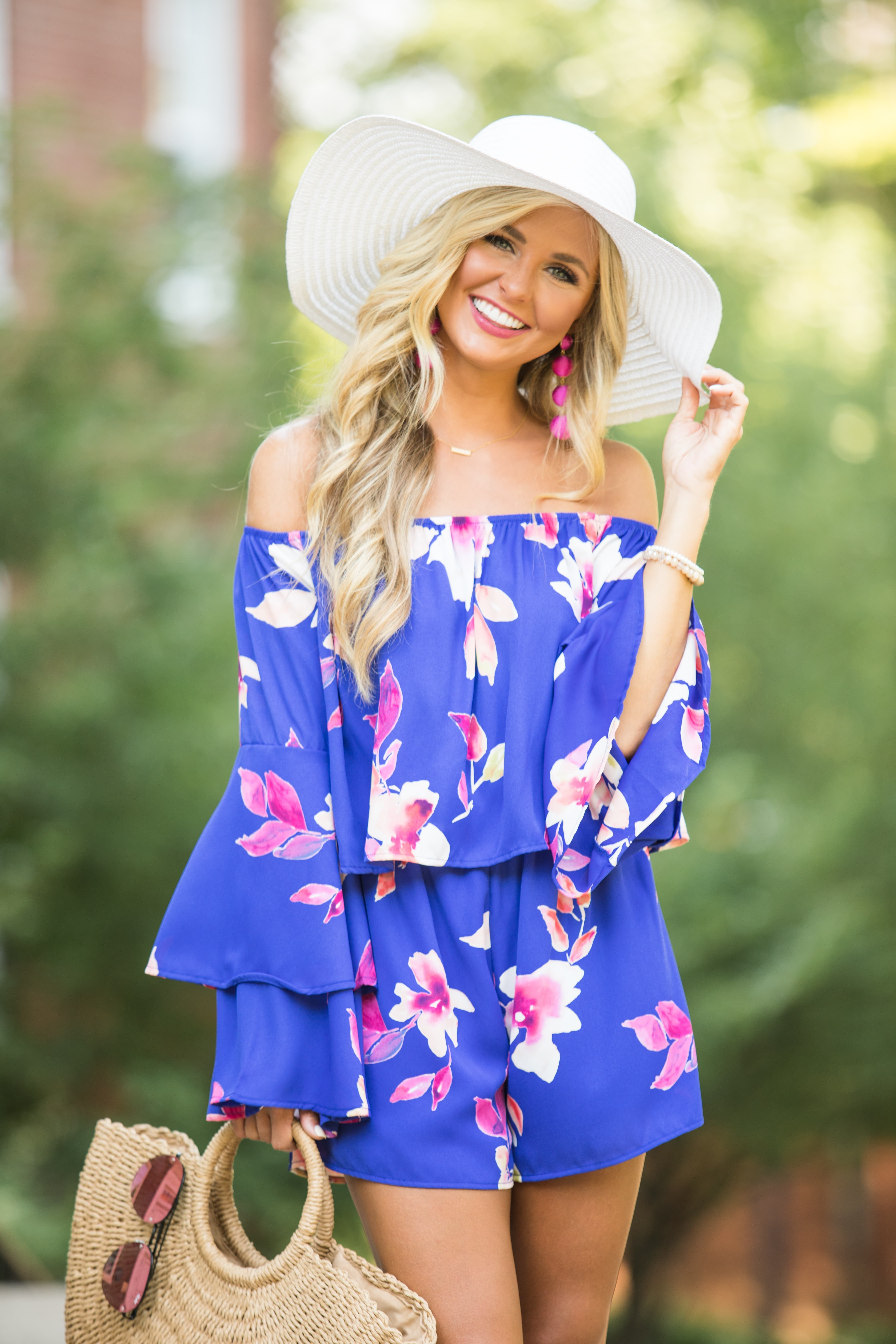 3171db1a655f This stunning romper is sure to catch everyone s eyes!
