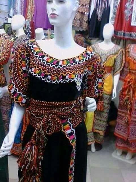 Robe kabyle robes kabyles pinterest robe for Les plus belles maisons modernes