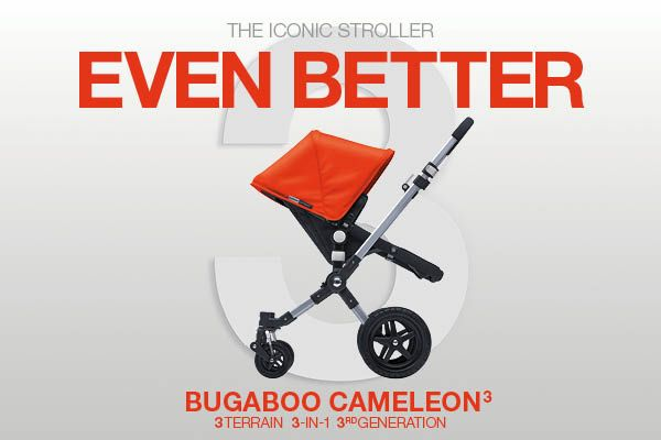 Baby Bunting Bugaboo Cameleon3 Classic
