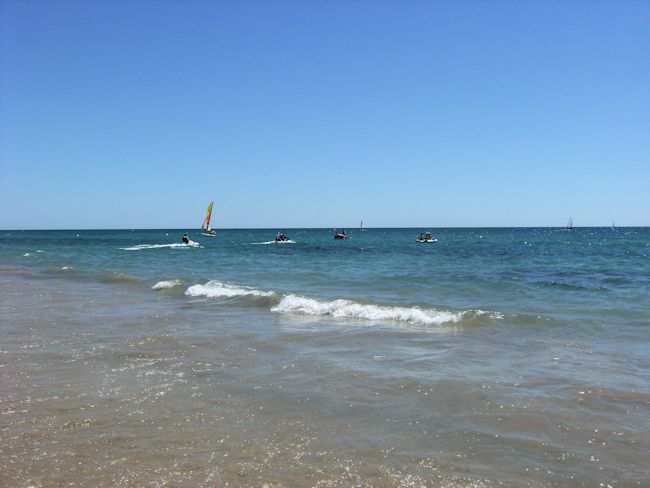 platja de baix a mar