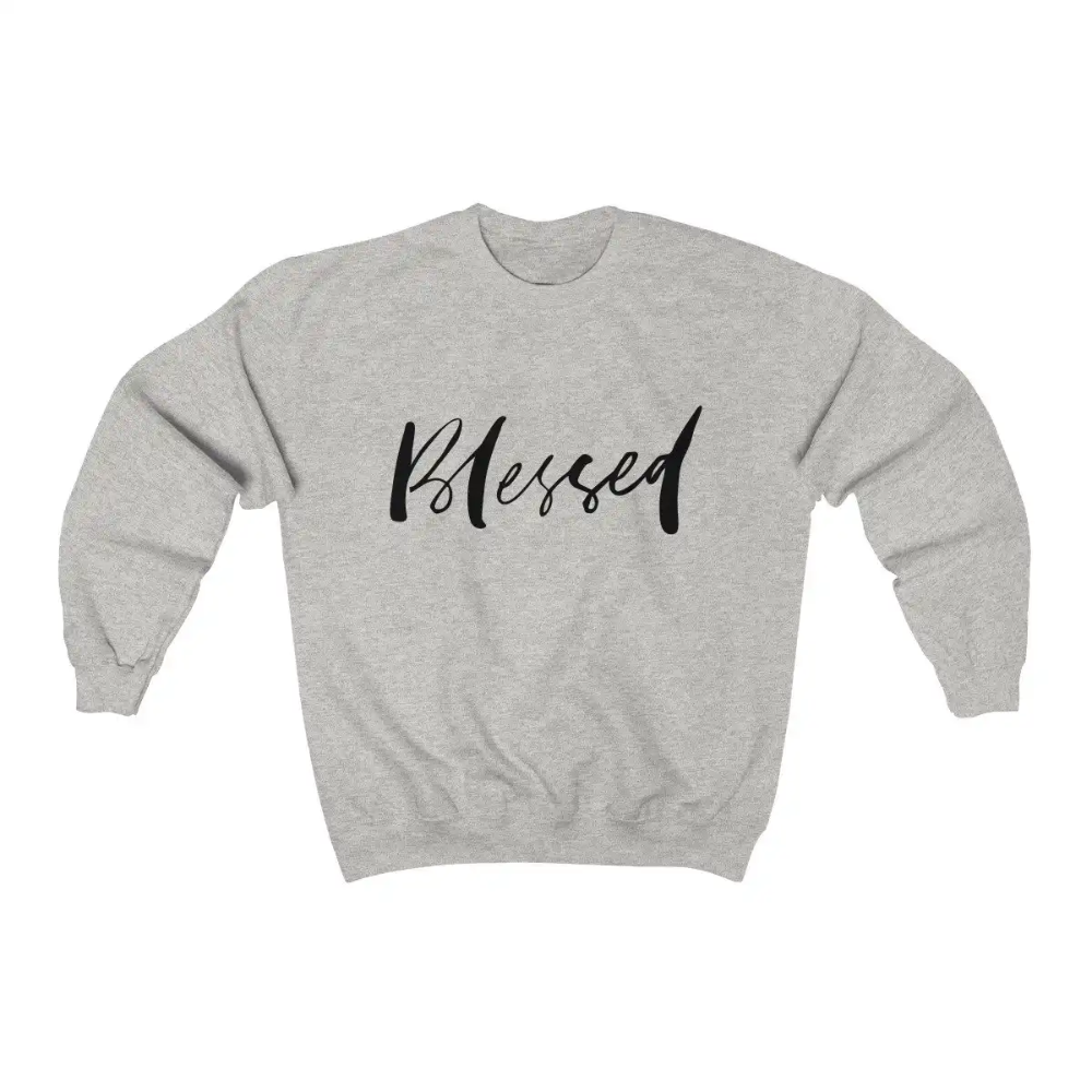 Blessed Sweatshirt sIze Small
