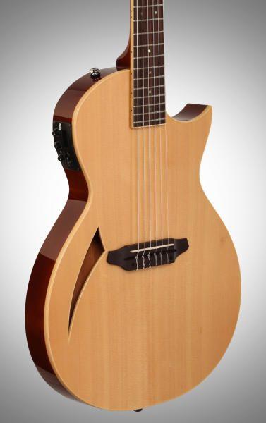ESP LTD TL-6N Thinline-6 Nylon Classical
