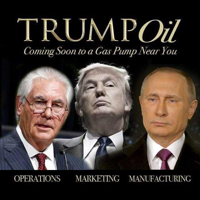 Трамп назначил Тиллерсона ответственным за выполнение санкций против РФ - Цензор.НЕТ 8831