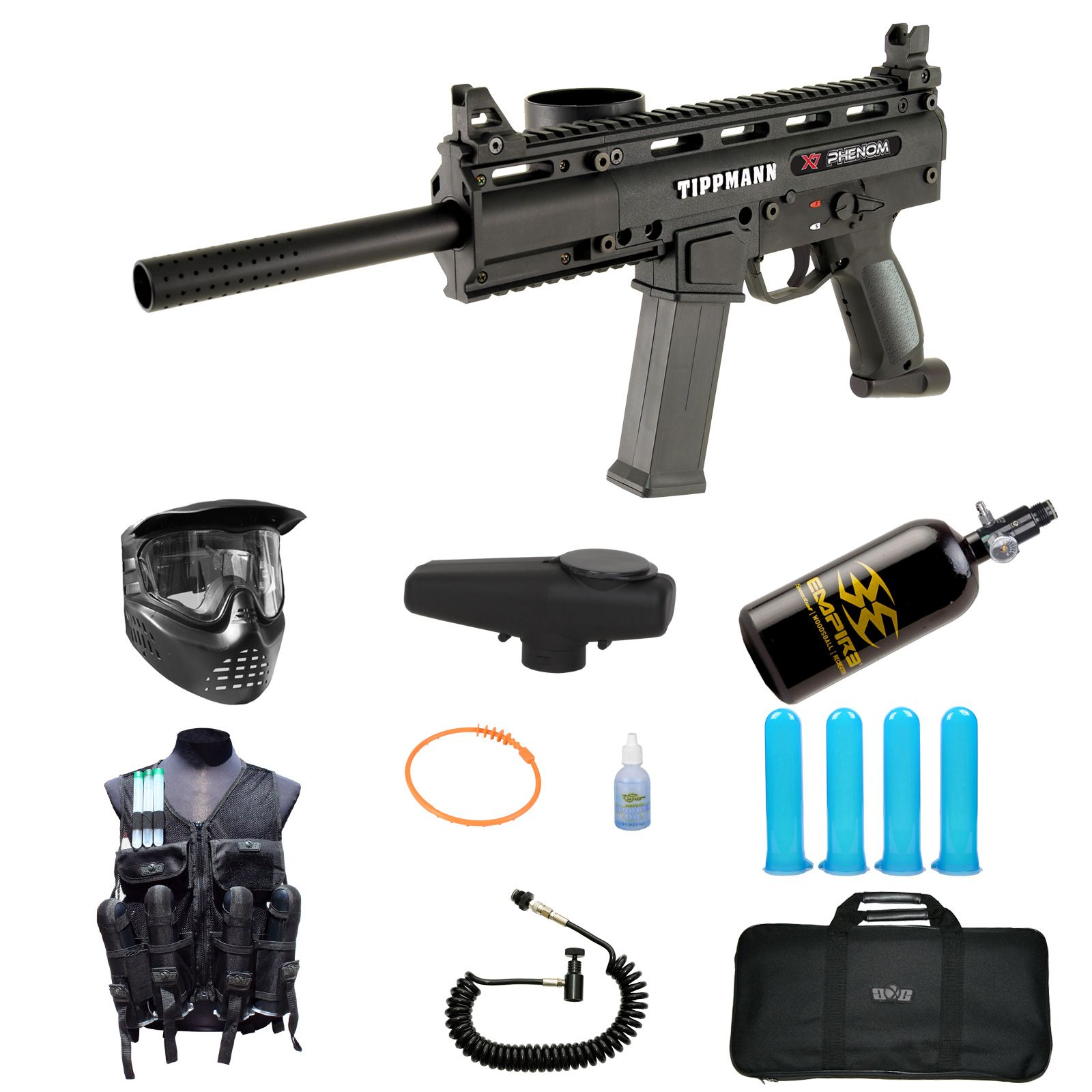 WaveToGo the professional Paintball shop who provides