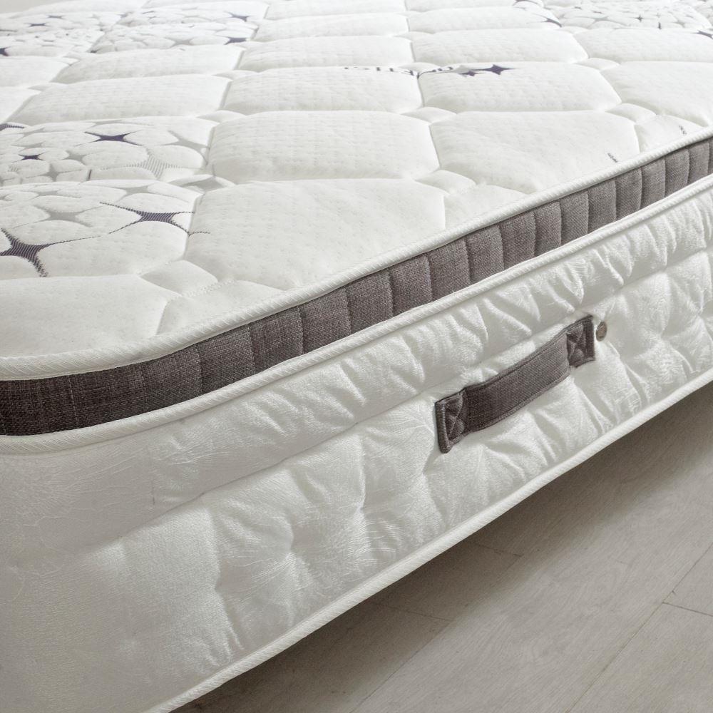 Ametist Crystal 2500 Pocket Sprung Air Stream Pillow Top