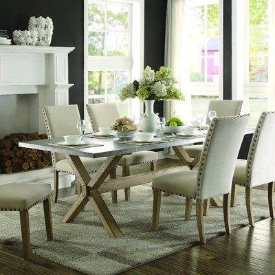 Arcade Dining Table dining room table Pinterest Arcade, Dining