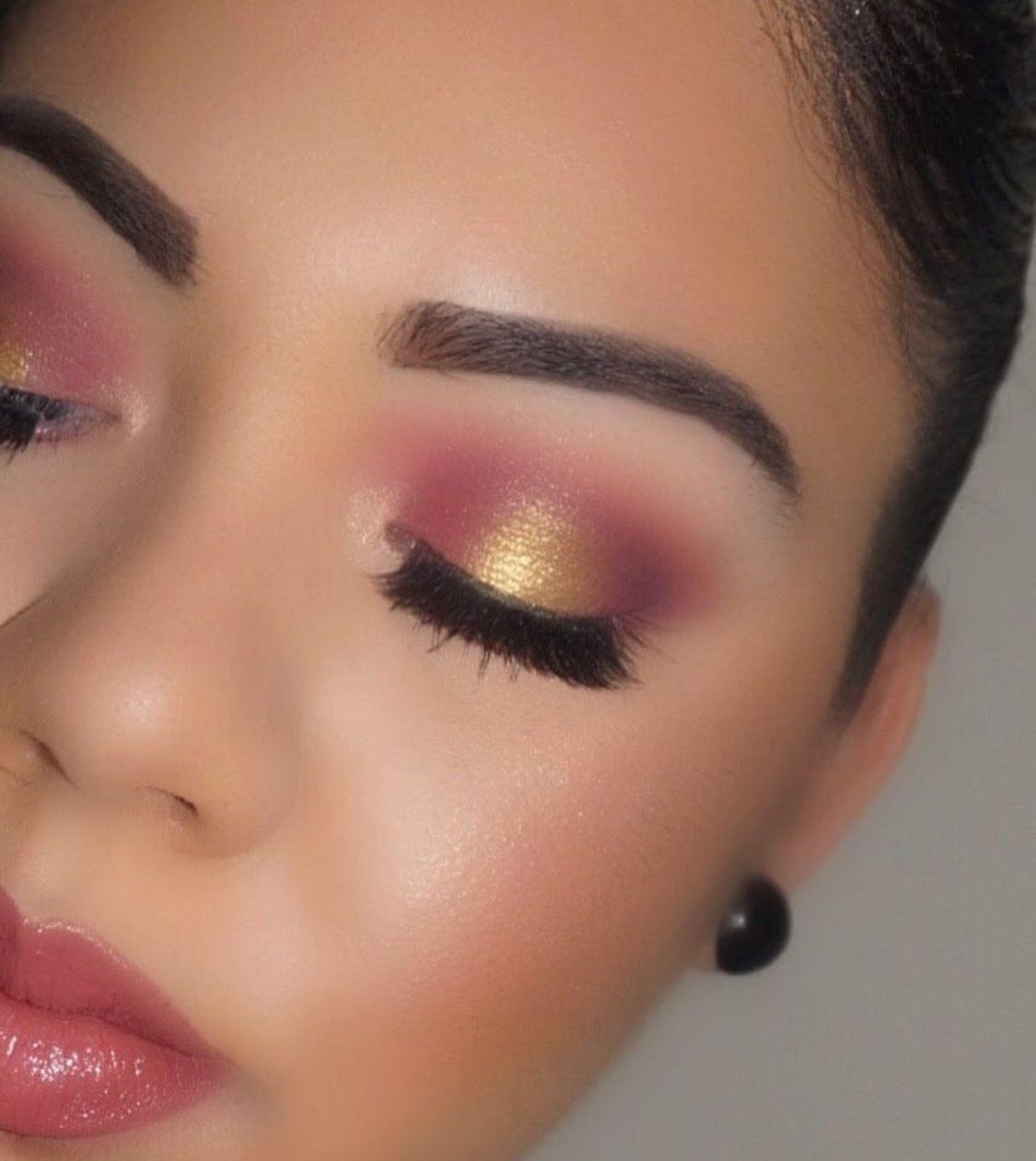 maquillage rose gold huda beauty. Black Bedroom Furniture Sets. Home Design Ideas