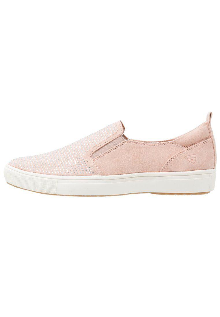 Tamaris Sneakers Laag Rose Zalando Nl Instappers Sneaker Schoenen