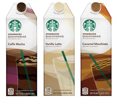 Starbucks Discoveries Iced Café Favorites Coupon Save 1
