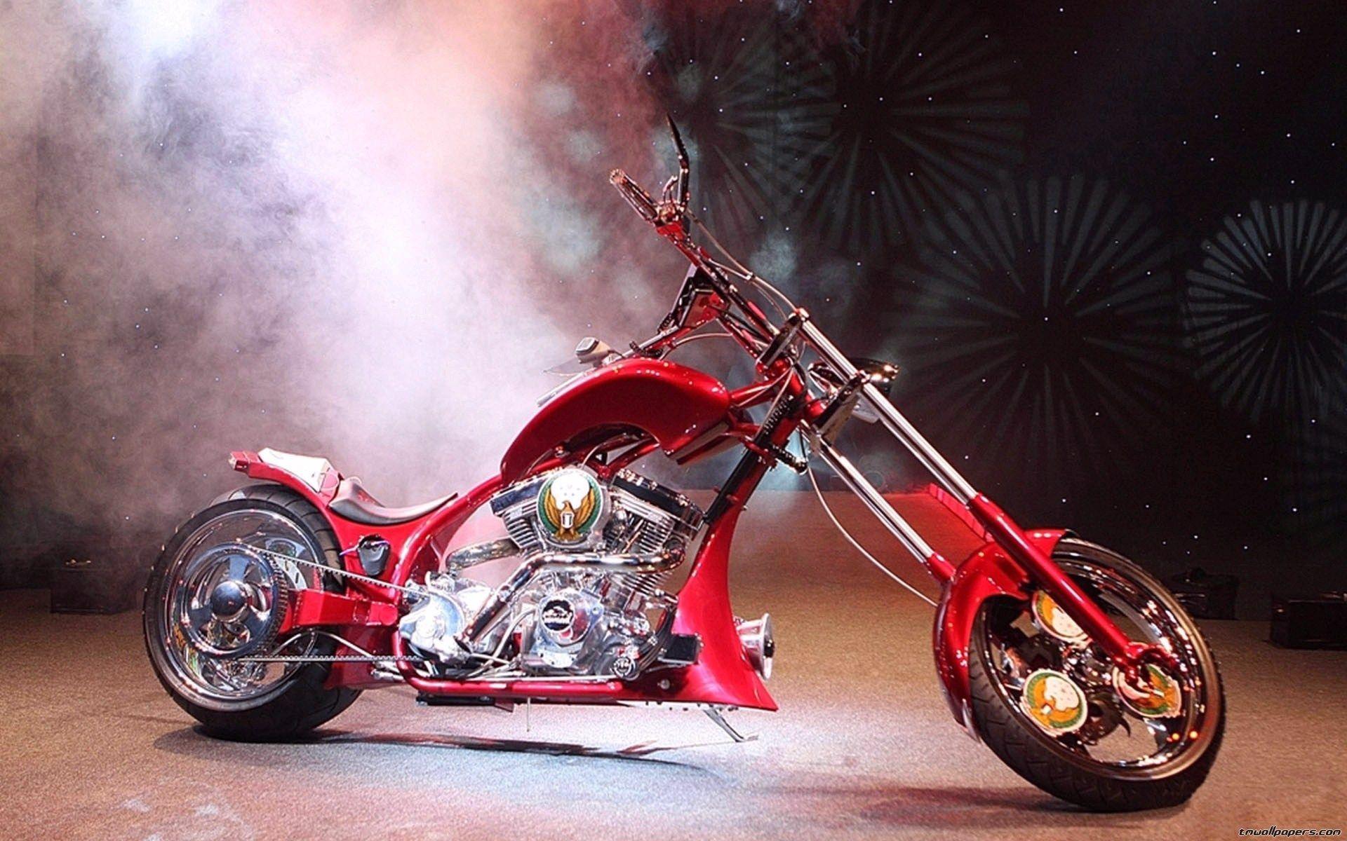 Chopper Bikes Wallpaper Hd Desktop Harley Davidson Chopper Bikes