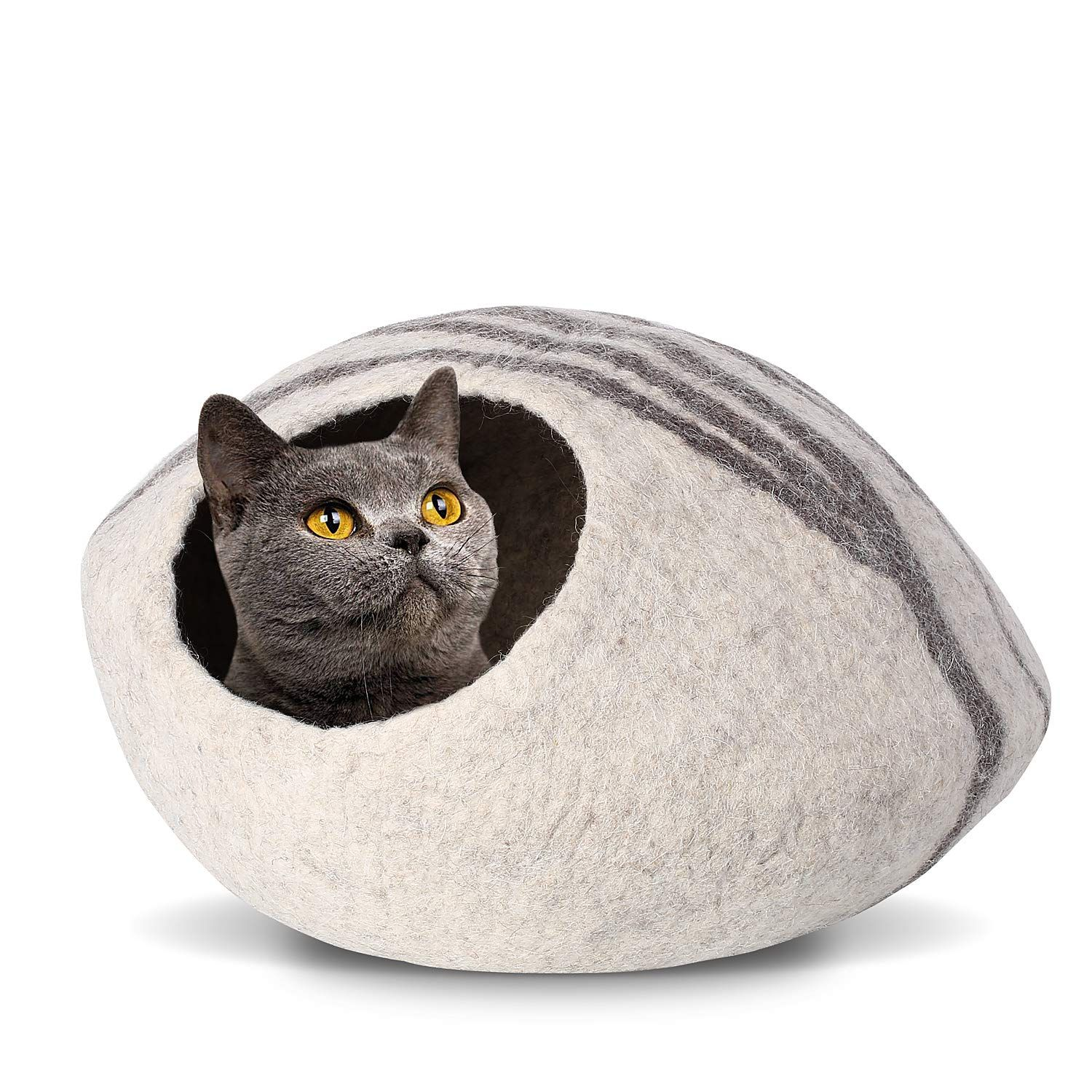 To the Cat Cave! Give your cat an exclusive lair to call
