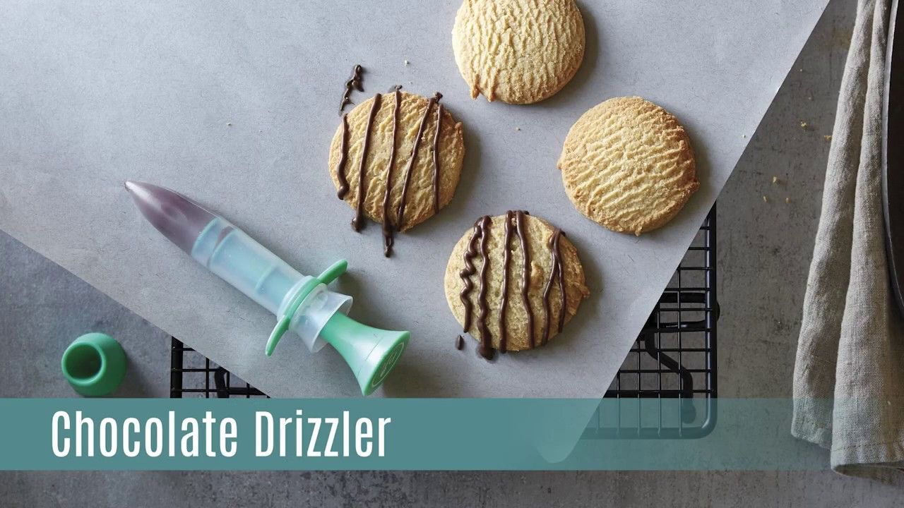 video product chocolate drizzler