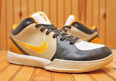 Nike Zoom Kobe 4 IV ID Size 10.5