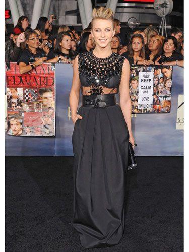 February Cover Girl Julianne Hough's Fashion Hits #juliannehoughstyle