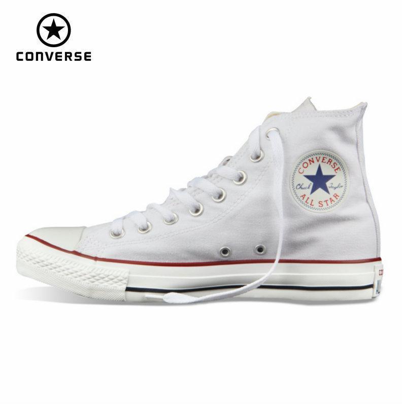 Original Converse all star shoes men women's sneakers canvas
