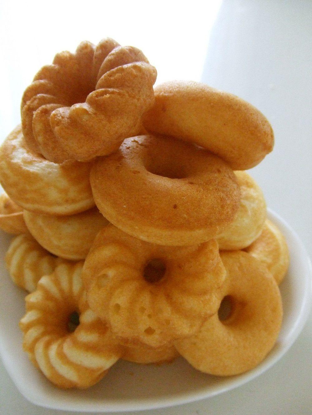 ドーナツ レシピ 焼き