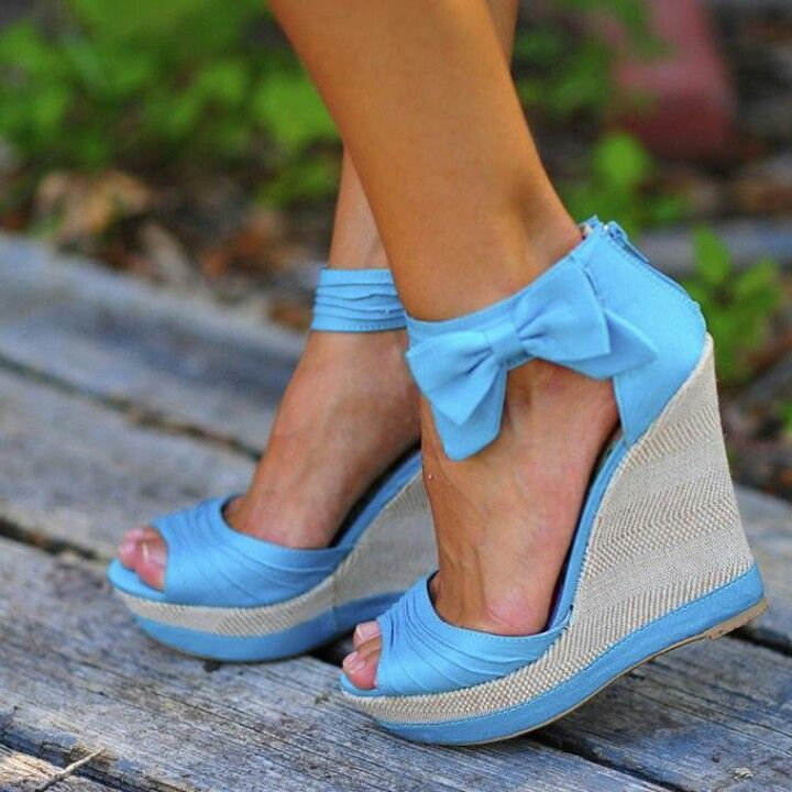 these shoes are amazing <3 Love the color and the bow is super cute