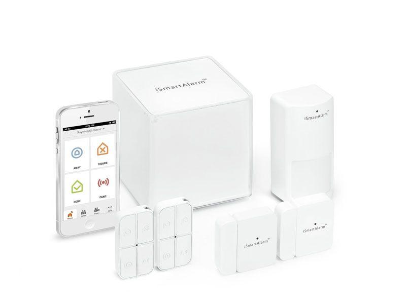 El Sistema de Seguridad Inicio iSmart Alarm es un sistema de ...